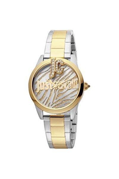 Just Cavalli Kadın Gümüş Sarı Kol Saati Jc-1l099m0085