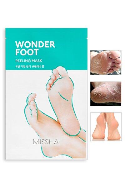 Missha Ayak Peeling Maskesi - MISSHA Wonder Foot Peeling Mask 8809581463660