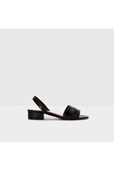 Candy-tr - Kadın Siyah Az Topuklu Ayakkabı