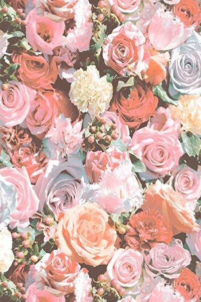 Bien Ithal A005 Çiçekler Desen Avrupa Duvar Kağıdı 5,33 M²