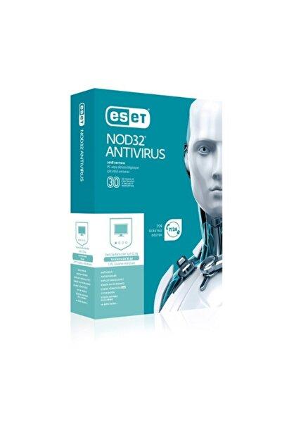 ESET Nod32 Antıvırus 2020 1 Kullanıcı ** 1 Yıl