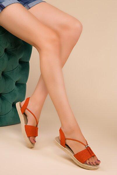 SOHO Orange Kadın Sandalet 14661