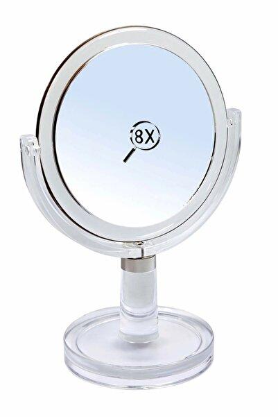 Lionesse Makyaj Aynası Ayaklı Misli Büyüteçli