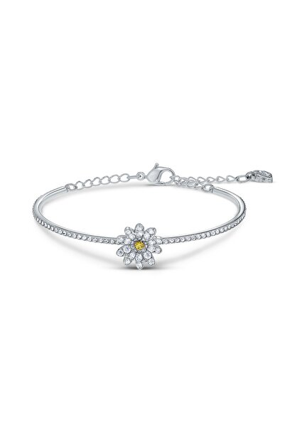 Swarovski Bileklik Eternal Flower-bangle Czoy-mix M 5542012