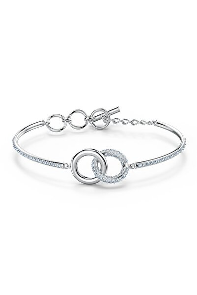 Swarovski Bileklik Stone-bangle Links Cry-rhs M 5523953