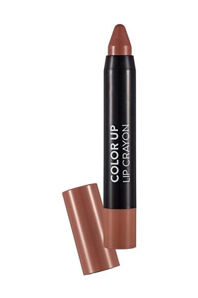 Flormar Color Up Lip Crayon Kahverengi Ruj 003 8690604503308