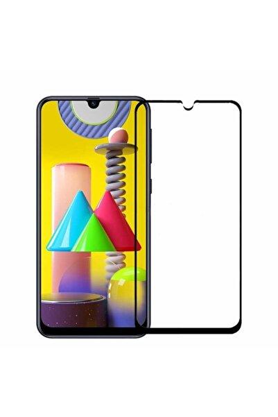 Samsung M31 3d Komple Kırılmaz Cam Ekran Koruyucu