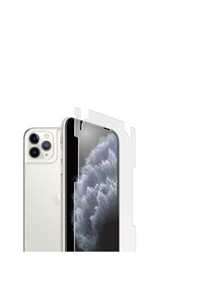 Wrapsol Iphone 11 Pro Max Ekran Koruyucu Full Body, Arka, Ön Yan Poliüretan Film