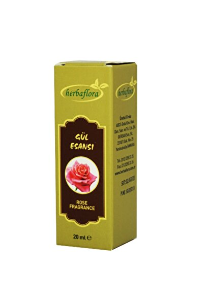 Herbalife Herbaflora Gül Esansı 20 Ml