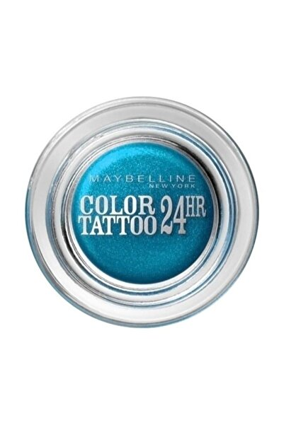 Maybelline New York Göz Farı - Color Tattoo 20 Turquoise Forever 3600530777563