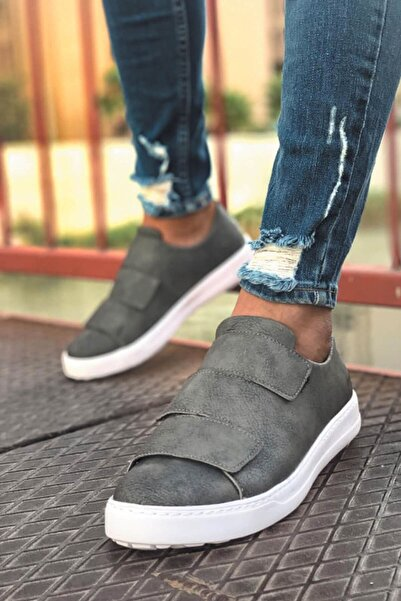 Chekich Bt Erkek Ayakkabı Antrasit Ch007