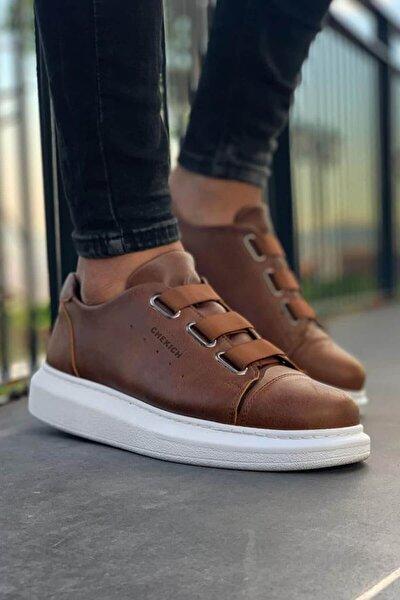 Chekich Bt Erkek Ayakkabı Taba Ch253