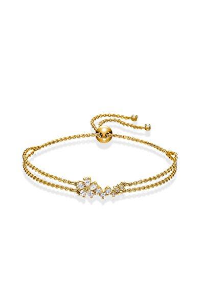Swarovski Bileklik Botanical-bracelet Chain Czwh-gos M 5535790