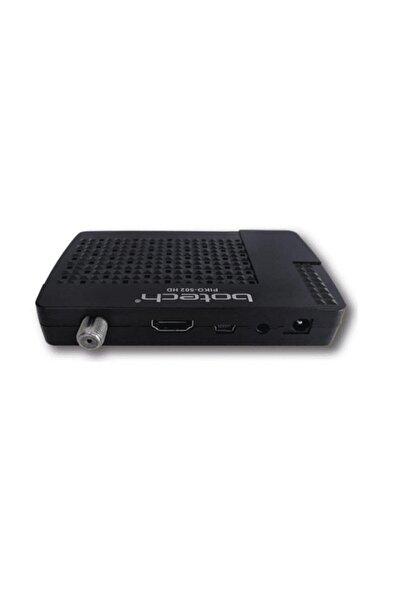 Botech Piko 502 Hd Plus Uydu Alıcısı+ Wifi Adaptör