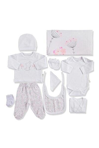 20916 Gonca Pamuklu Kız Bebek 10'lu Hastane Çıkışı