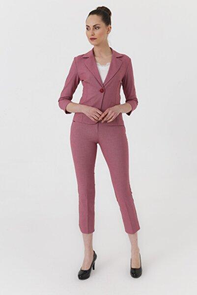 Jument Kadın Kırmızı Pantalon 6385