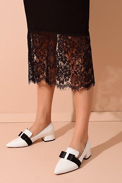 Shoes Time Kadın Topuklu Ayakkabı 20y 223