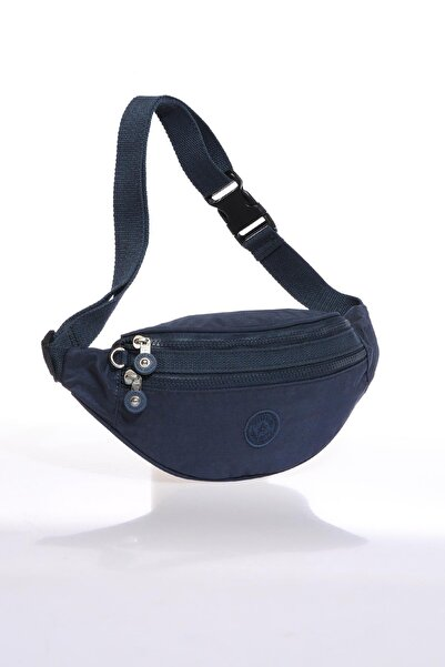 SMART BAGS Smb3030-0033 Lacivert Kadın Bel Çantası