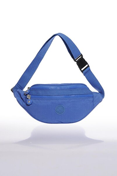 SMART BAGS Mavi Kadın  Bel Çantası Smb3030