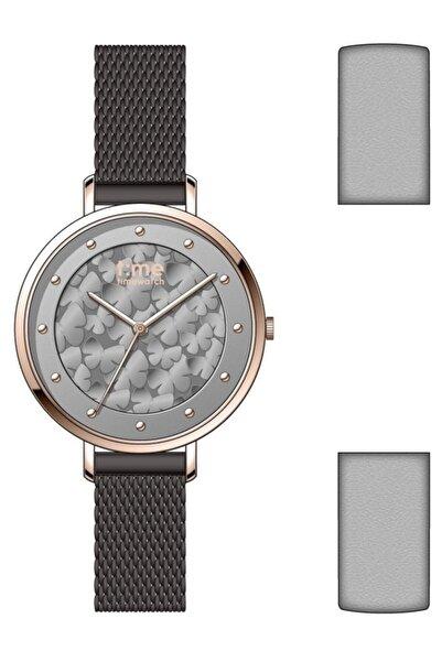 Timewatch Time Watch Tw.129.4 Rss Kadın Kol Saati Deri Kordon Hediyeli