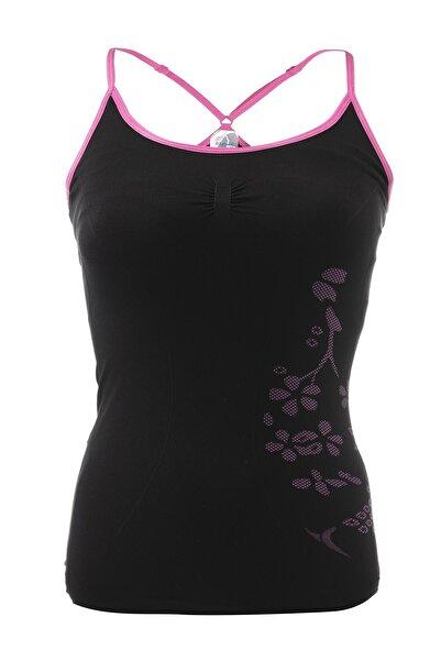 LETOON J2 Kadın Iç Giyim - Siyah-pembe