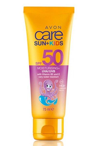 AVON Güneş Losyonu - Sun Çocuklar Için Spf 50 75 ml