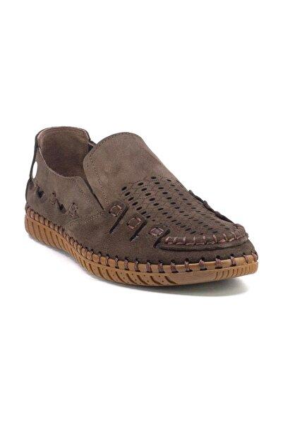 Mammamia D20ya-7125 Erkek Ayakkabı Kahverengi