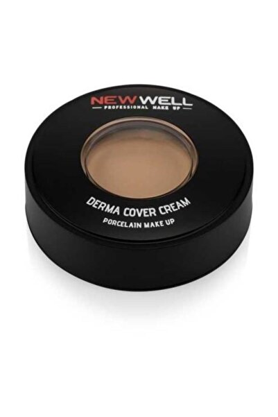 New Well Derma Cover Cream Pudra No:01 30 gr