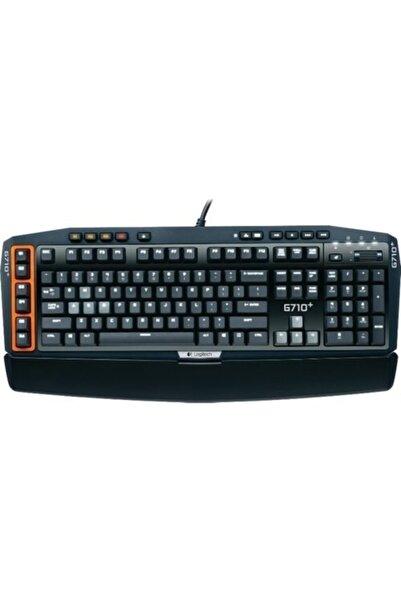 logitech G710+ Mekanik Oyun Klavyesi (ingilizce, Q -tr Stickerlı)