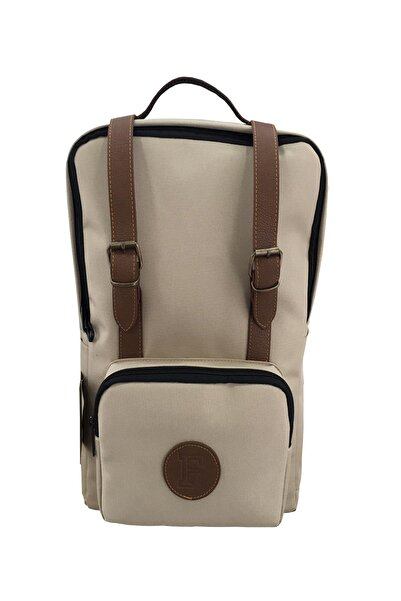 Fudela Bks Cream Backpack