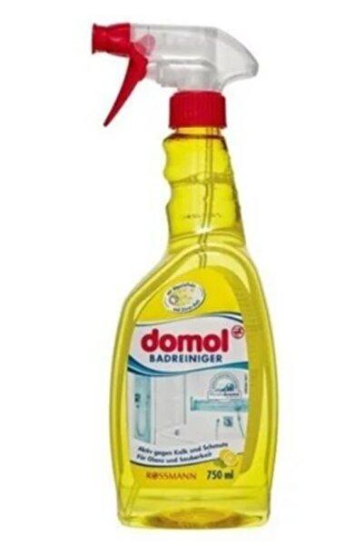 DOMOL Kireç Ve Kir Çözücü Banyo Spreyi Limon 750 Ml