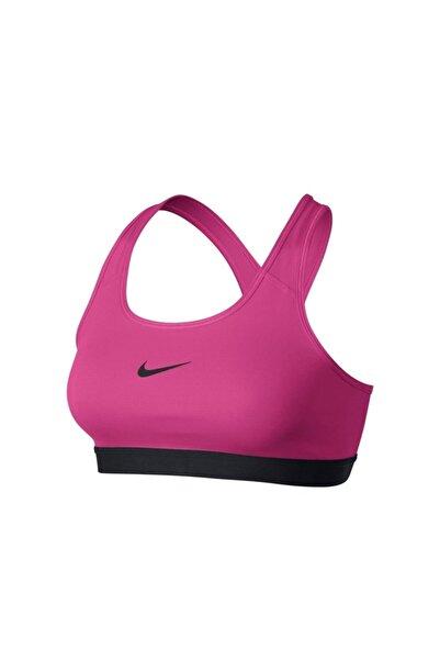 Nike Kadın Pembe Fosforlu Bralet (xs)
