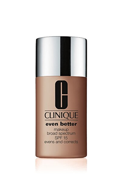 Clinique Fondöten - Even Better Foundation Carob Spf 15 30 ml 020714977153