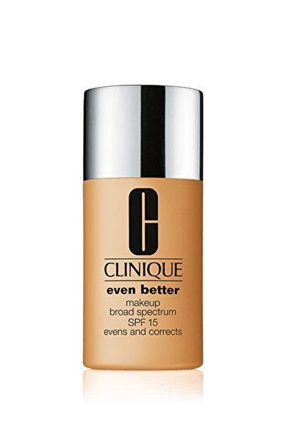 Clinique Fondöten - Even Better Foundation Chestnut Spf 15 30 ml 020714871024