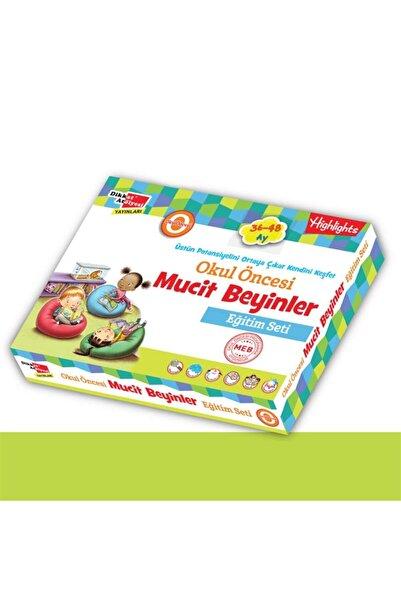 Highlights Yayınları Okul Öncesi Mucit Beyinler Eğitim Seti 36-48 Ay