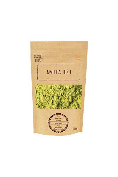 Güzel Gıda Matcha Tozu 50 gr.