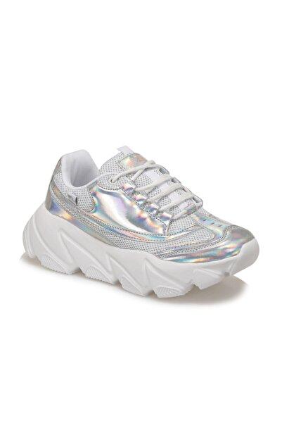 lumberjack Lıma Gümüş Kadın Sneaker Ayakkabı