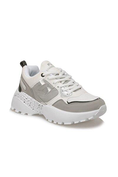 lumberjack Elmo Gri Kadın Sneaker Ayakkabı