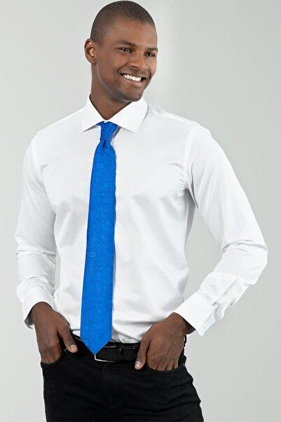 Erkek Beyaz Gömlek - MD1200000010-135