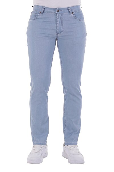 Diandor Slim Fit Erkek Kot Pantolon V6 1813200