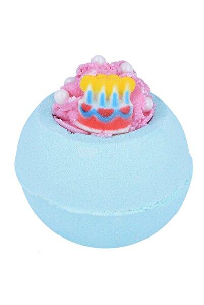 Bomb Cosmetics Happy Bath-day Blaster 160g Banyo Topu