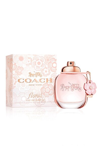 Coach Floral Edp Natural Spray 50 ml Kadın Parfüm 3386460095358