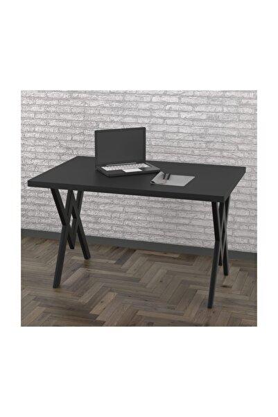Evdemo Koza Çalışma Masası Siyah