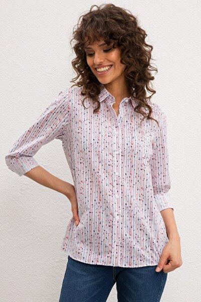 U.S. Polo Assn. Kadın Gömlek G082GL004.000.985335