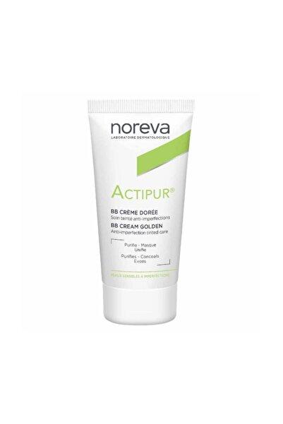 Noreva Actipur Anti-Imperfections Cream 30 ml - Golden Tinted (Dore)