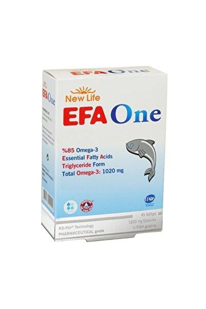 New Life Efa One 45 Softgel