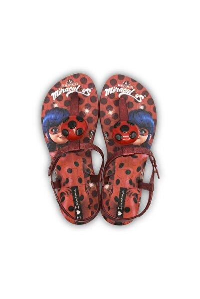 İpanema Ip Ladybug Kırmızı Çocuk Sandalet Wpp0271