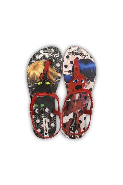 İpanema Ip Ladybug Kırmızı Çocuk Sandalet Wpp0273