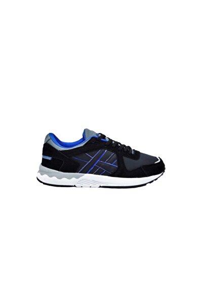 DUNLOP Erkek Siyah Saks Mavi Günlük Spor Ayakkabı 349627706-1