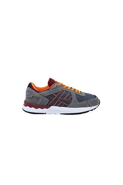 DUNLOP Erkek Günlük Füme Bordo Spor Ayakkabı 349627706-1